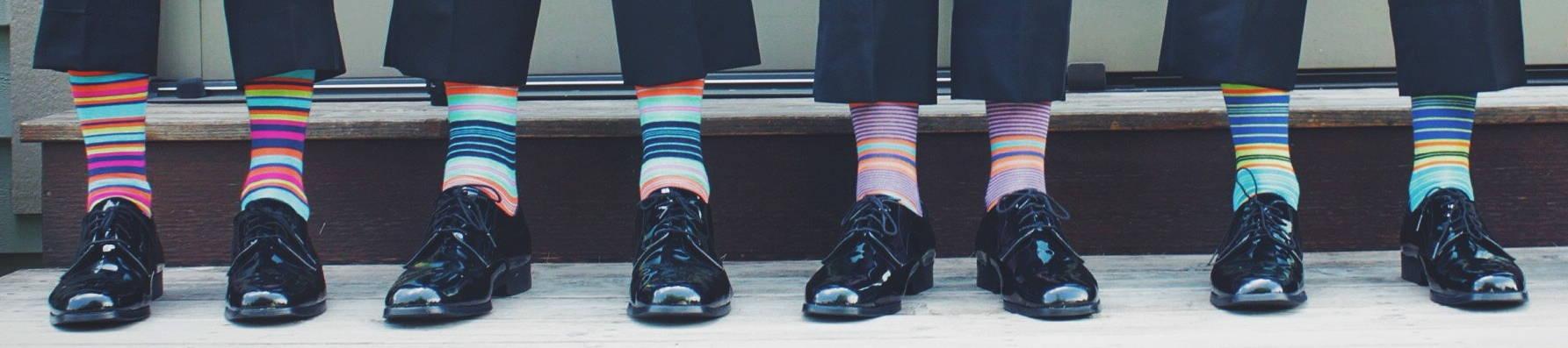 LA MORALE dans les chaussettes