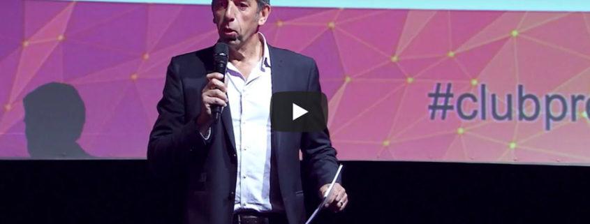 Michel Cimès - conférence bien-être et travail